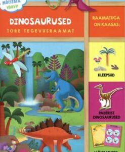 dinosurused-tore-tegevusraamat