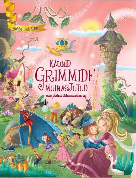 c1abde0bf17 Kaunid Grimmide muinasjutud – Martaraamat OÜ